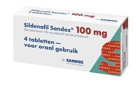 sildenafil sandoz pillen